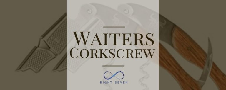 best Waiters Corkscrew