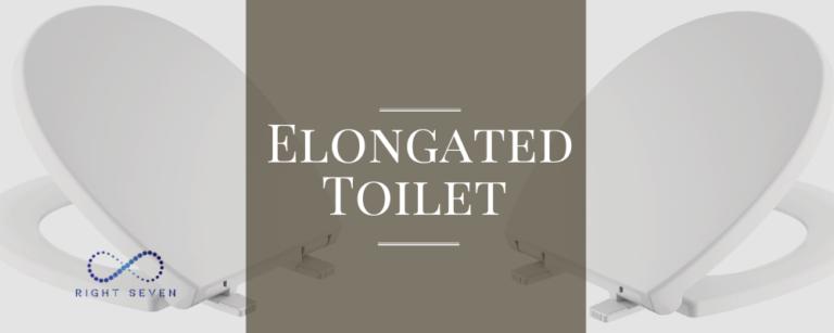 best elongated toilet