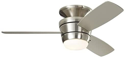 Harbor Breeze Flush Mount Indoor Ceiling Fan