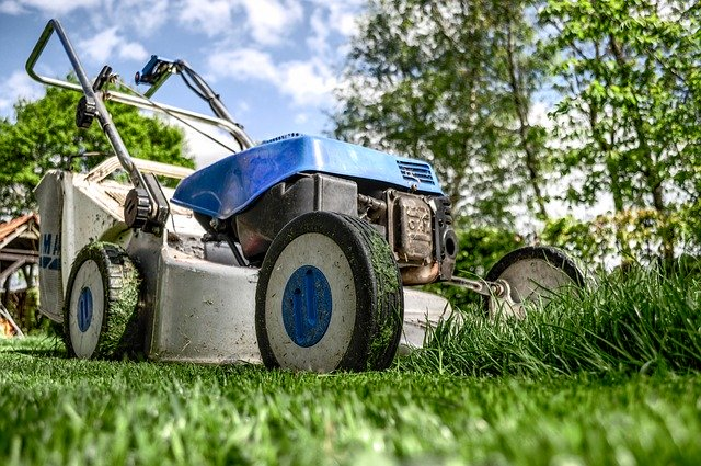 basic garden maintenance equipment